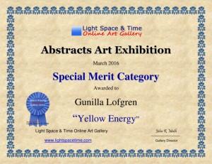 SM - Gunilla Lofgren - Yellow Energy- CERTIFICATE-page-0