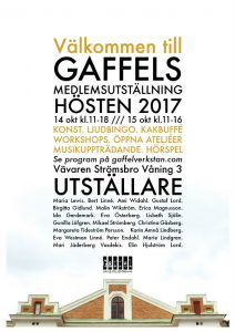 Konst vernissage torsdag galleri kocks kocksgatan 18 2